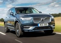 volvo xc90 b5 2021 review b is for better car magazine Volvo Xc90 Facelift Uk
