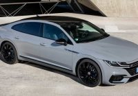 vw arteon r line edition launched in europe as flagship version Volkswagen Arteon 2021