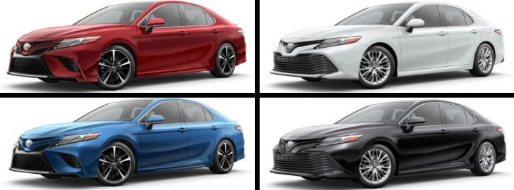 Permalink to Toyota Exterior Colors