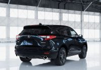what engine is in the 2020 acura rdx Acura Rdx Engine Specs