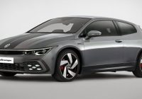 what if vw gave the scirocco a 2021 golf mk8 inspired Volkswagen Scirocco 2021
