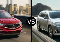 what is the difference between the 2020 acura rdx vs mdx Difference Between 2020 And Acura Rdx