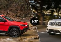 whats the difference between the 2021 jeep cherokee and 2021 Vs Jeep Grand Cherokee