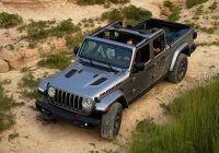 when is the jeep gladiator coming out jeep gladiator Jeep Gladiator Availability Date