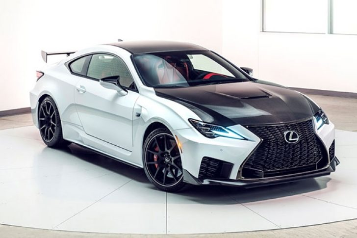 Permalink to Lexus Rc F Track Edition