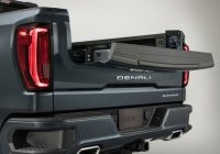 wider availability for multipro tailgate on 2021 gmc sierra 2021 Gmc Multipro Tailgate Cost Exterior