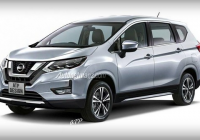 xpander based nissan grand livina 2021 to be launched next year Nissan Livina Philippines